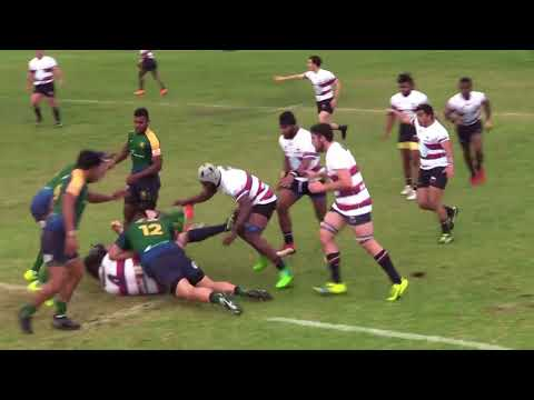 2018 Dewar Shield RD4 Melbourne v Box Hill