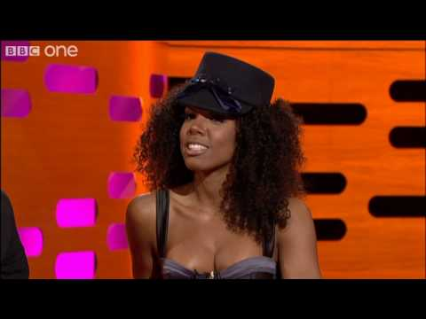 Kelly Rowland: 'A dolphin pooped in my face' - The Graham Norton Show preview - BBC One