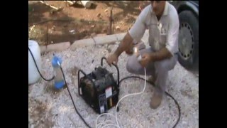 Electricity generator runs on only water - مولد كه