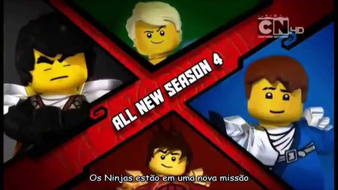 Lego Ninjago Ninjago 2015 Premiere Vip Cartoon Network Uk Youtube
