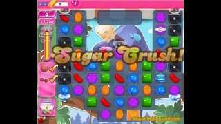 Candy Crush Saga - Level 1673 (3 star, No boosters)