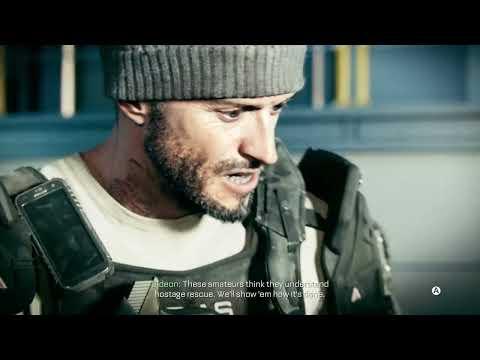 Call of Duty Advanced Warfare playthrough 2/9 (Xbox One)