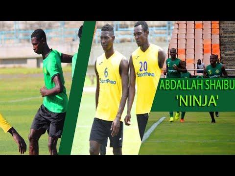 MAKUBWA Aliyoyafanya ABDALLAH SHAIBU NINJA Mchezo Kati Ya Young Africans SC VS Welayta Dicha