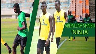MAKUBWA aliyoyafanya ABDALLAH SHAIBU 'NINJA' Mchezo kati ya Young Africans S.C VS Welayta Dicha F.C.