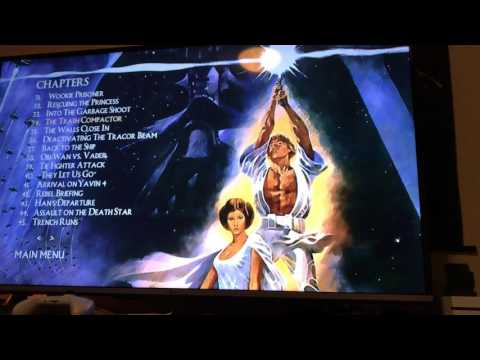 Star Wars Despecialized Unboxing Blu Ray Set May The 4th Be With You
