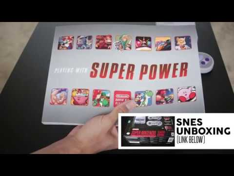 Playing with Super Power: Nintendo Super NES Classics Paperback Review