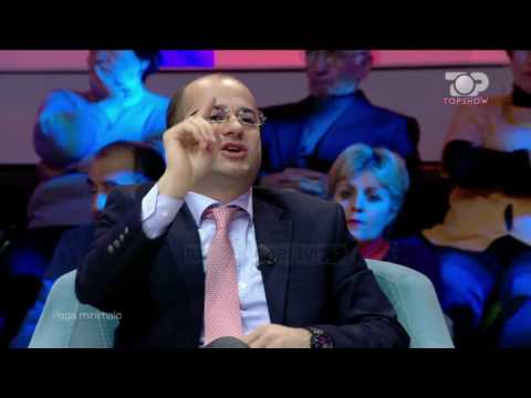 Top Show, 30 Nentor 2016, Pjesa 2 - Top Channel Albania - Talk Show