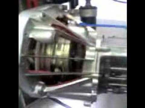 motor seat Ibiza System PORSCHE