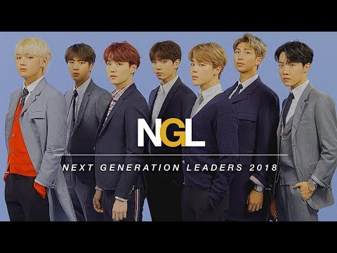 "BTS Named The ""Next Generation Leaders"" By TIME Magazine Mp3"