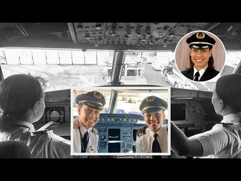 Stephanie Johnson - First black female pilots to fly together for Delta