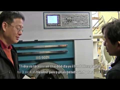 Unisec Dry Cleaning Machine - Jet Cleaners with English Subtitle