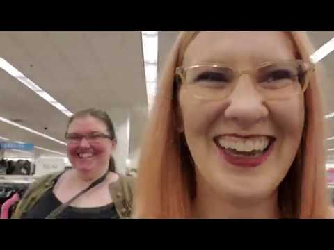 DOUBLE VLOG! (Not?) Buying Shoes At The Mall Of America - With Co-vlogger Britt!