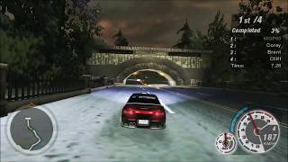 Need For Speed Underground 2 - Stage 4 Race 26/30 [1080p60 - GTX 1080 - 98/181]