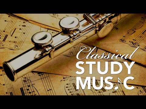 Classical Music for Studying and Concentration: Instrumental Music, Focus Music, Relax, ♫E196
