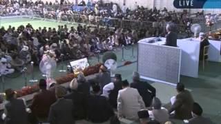 Urdu Nazm - Kabhi Nusrat Nahi Milti Dare Maula Say Gandon Ko - Islam Ahmadiyya