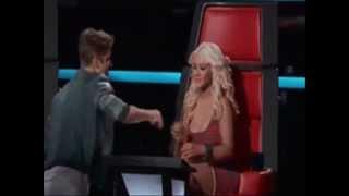 Christina Aguilera didn