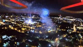 Dayton Ohio Fireworks 2014