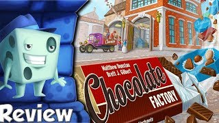 Chocolate Factory Review - with Tom Vasel