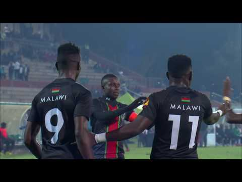 COSAFA Cup 2019: Malawi vs Comoros Semi-Final Plate Match Hi