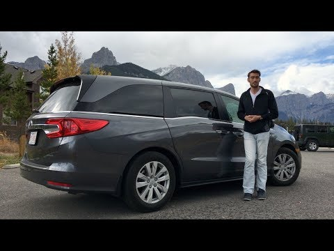 Is the Base the Best? 2018 Honda Odyssey LX - TheDriveGuyde Review