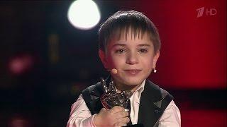 Победителем третьего сезона суперпроекта «Голос. Дети» стал Данил Плужников.