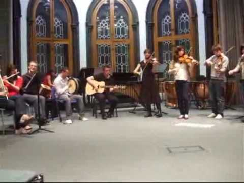 Glasgow University Celtic Group 3