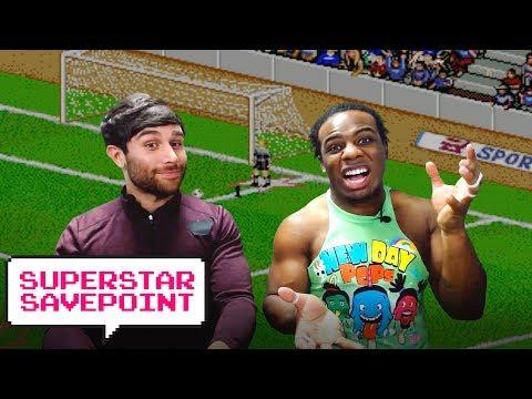 NOAM DAR praises OASIS & learns all about Rick James!!! — Superstar Savepoint