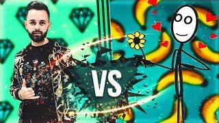 Bogdan IBMFamily  VS   La povesti cu Jimmy l Rap Battle MD