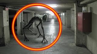 5 Real Aliens Caught on Camera ● Real Proof Of Aliens Exist