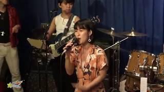 2018.8.10 五反田ロッキーで行われた昭和アイドル歌謡LIVE のステージよ...