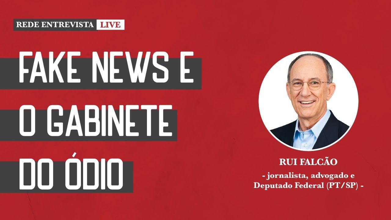 Entrevista com o deputado federal Rui Falcão (PT/SP)