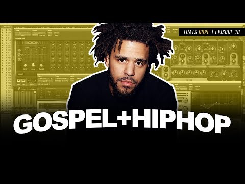Making A Beat In Pro Tools | Gospel + Hip Hop | Thats Dope Ep 18