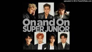 SUPER JUNIOR E.L.F JAPAN LIMITED 『On and On』