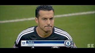 SK Cinema   Pedro - The Spark HD (Debut Goal vs. West Brom) 23/08/15