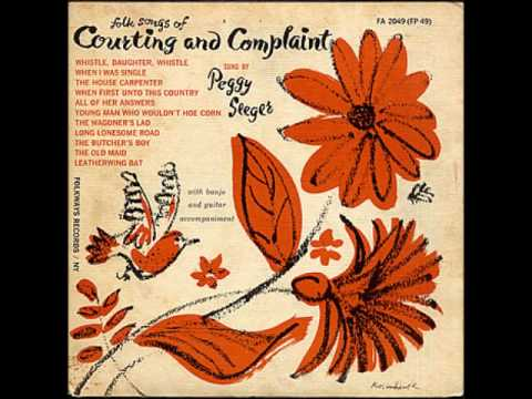 Peggy Seeger   When First Unto This Country a Stranger I Came
