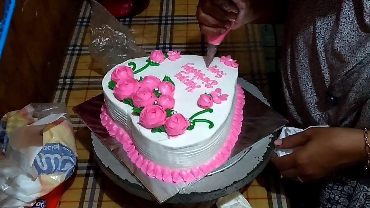 Ini Dia Cara Membuat Kue Ultah Sederhana Mudah Kan