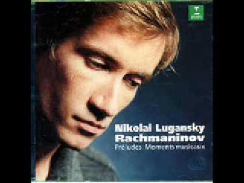 Nikolai Lugansky Rachmaninov Moment Musical Op. 16 No. 2 Moment musicaux