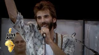 Kenny Loggins - Footloose (Live Aid 1985)