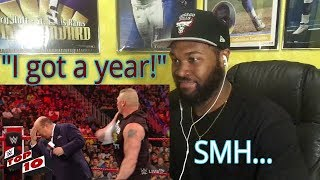 THOUGHTS ON AEW... | Top 10 Raw moments: WWE Top 10, May 27, 2019 -REACTION/REVIEW