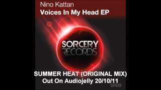 Nino Kattan - Voices In My Head EP - Out Now!
