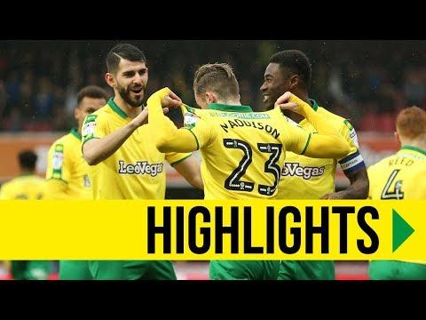 HIGHLIGHTS: Brentford 0-1 Norwich City