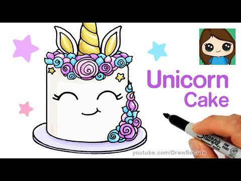 [Full Download] How To Draw A Pandacorn Cute And Easy - photo#11