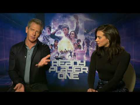 Meet The Villains of Ready Player One: Ben Mendelsohn & Hannah John-Kamen