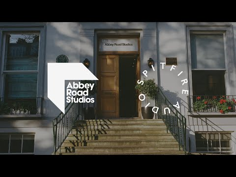 ANNOUNCING: Abbey Road Studios Partnership with Spitfire Audio