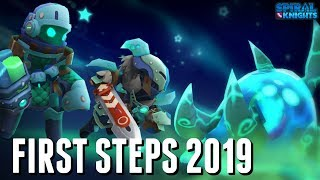 Spiral Knights 2019 - Your First Steps