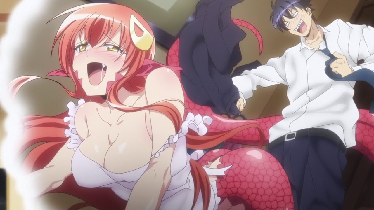 monster musume lala hentai