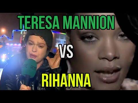 The Hook - Teresa Mannion Ft. Rihanna (REMIX)