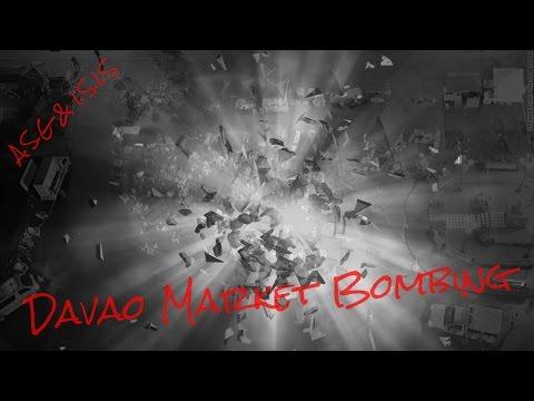 Davao Market Bombing (Philippines)
