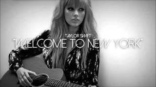Taylor Swift - Welcome To New York (INSTRUMENTAL) [Prod. Jed Official]