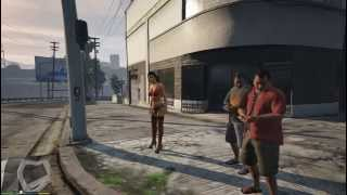 GTA V Gameplay Moments #2